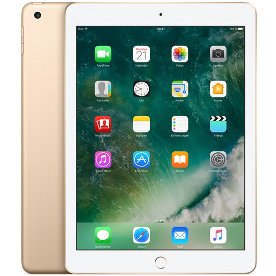 Apple iPad Wi-Fi - 128 GB - Gold
