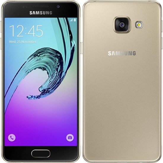 samsung galaxy a3 2016 sm a310f android smartphone. Black Bedroom Furniture Sets. Home Design Ideas